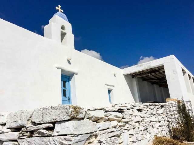 Tinos church