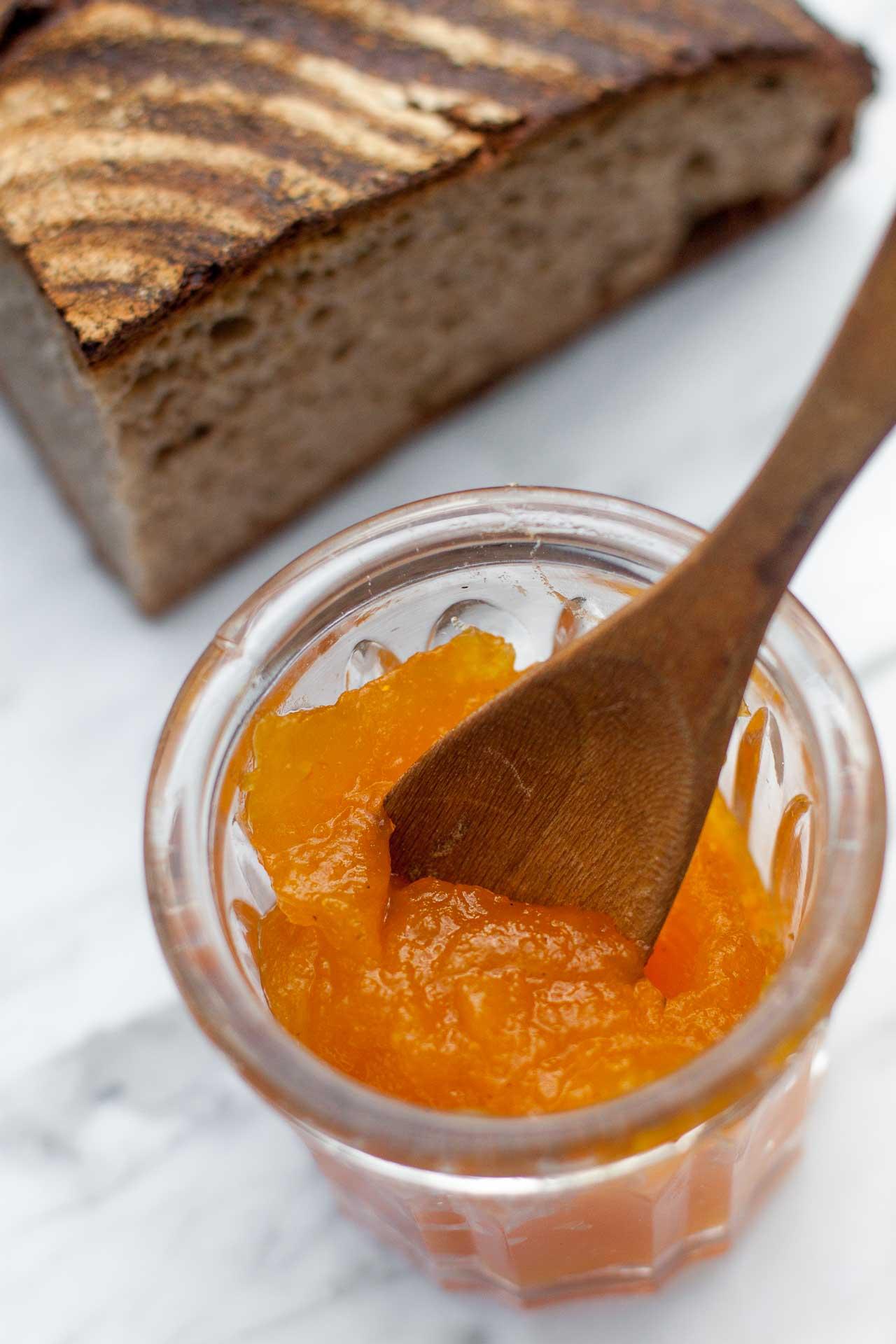 Pumpkin Jam Recipe