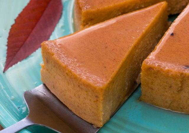 Ina Garten Pumpkin Pie maple pumpkin flan
