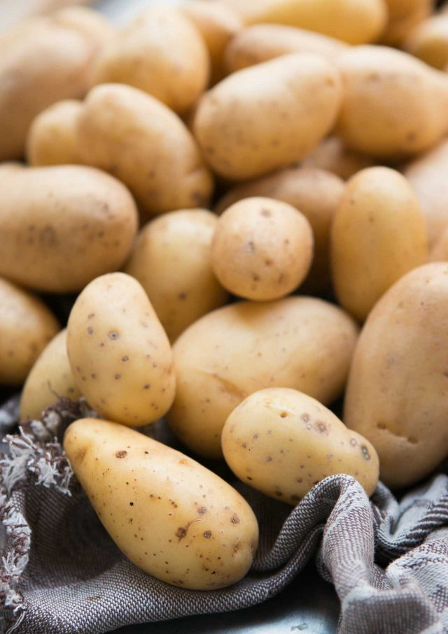 Potatoes for Nach Waxman Brisket recipe