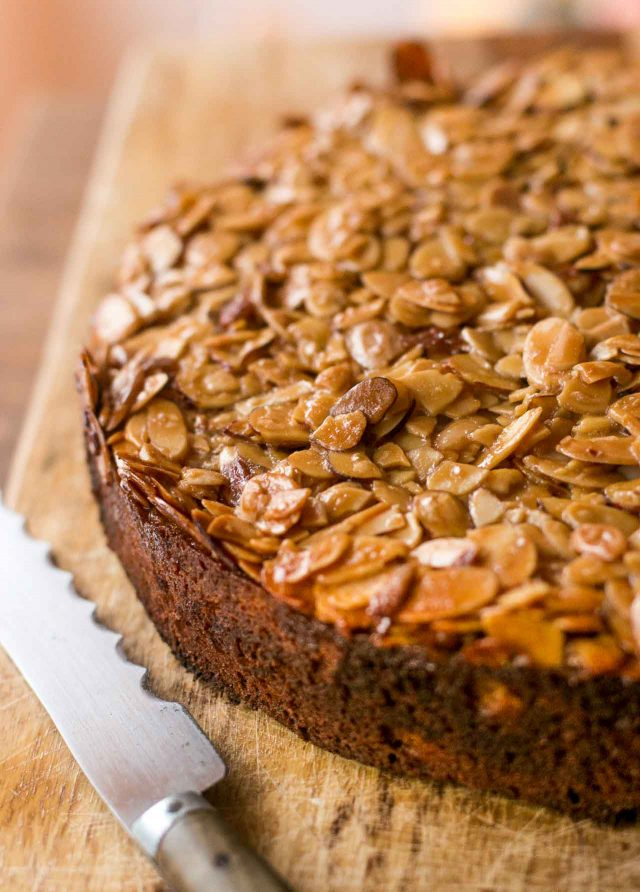 Caramelized Orange Cake recipe