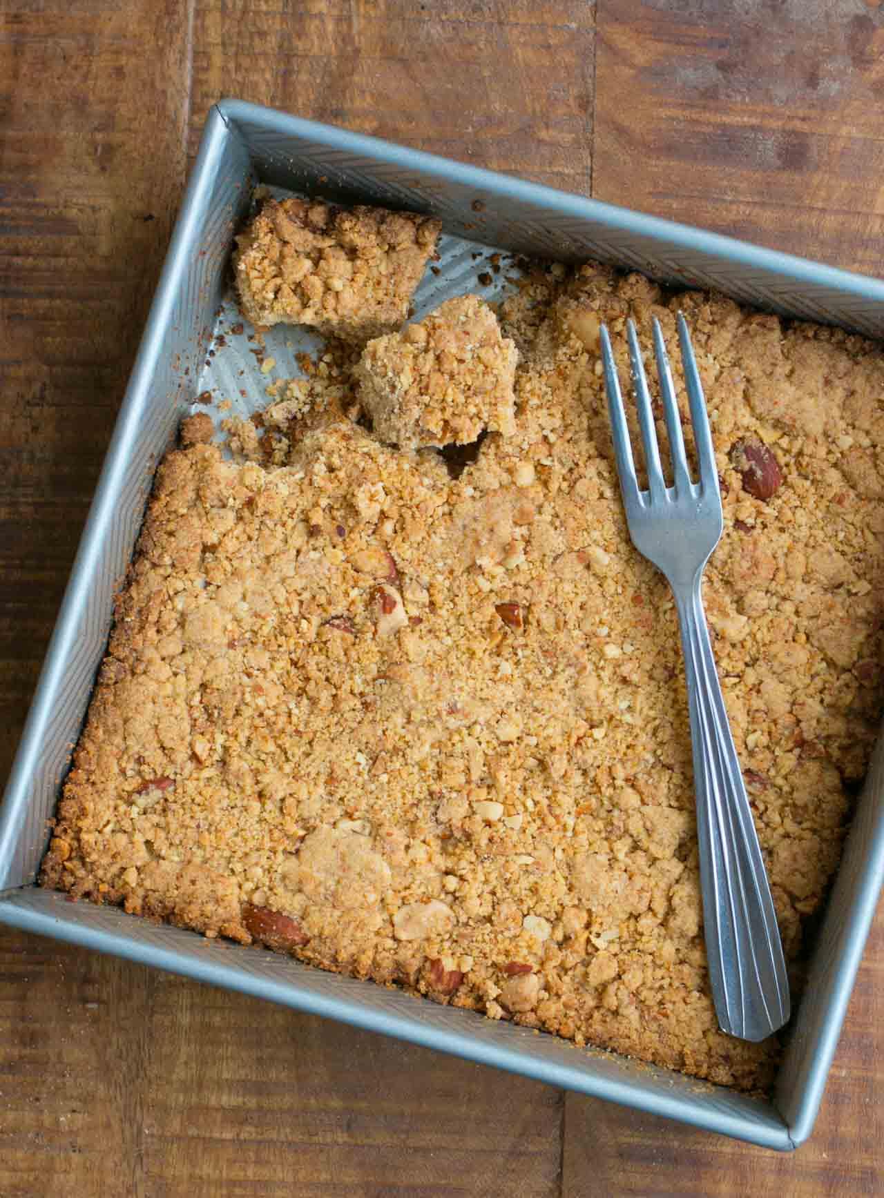 David Glass Cake Recipe