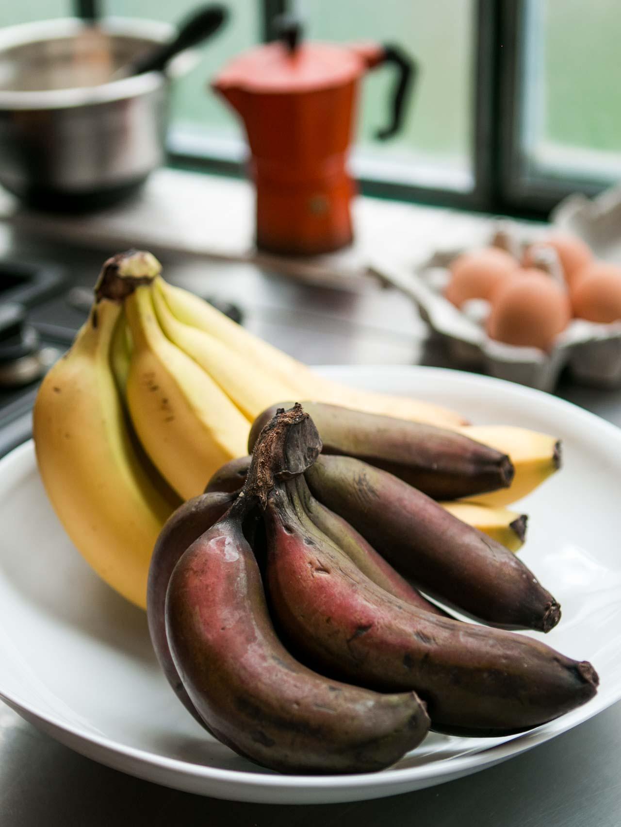 Low Fat Banana Loaf Cake recipe