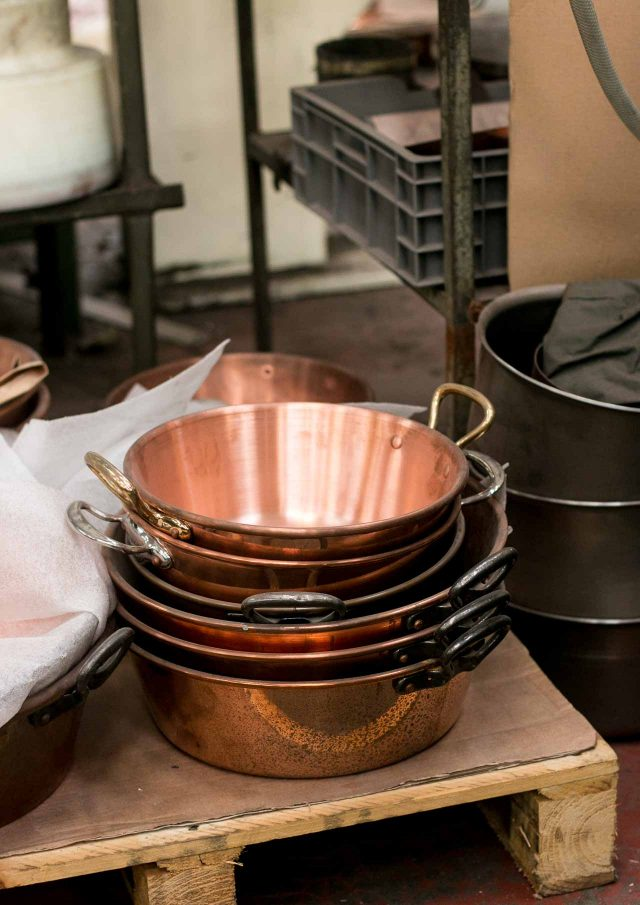 A Visit to Mauviel Copper Cookware Factory