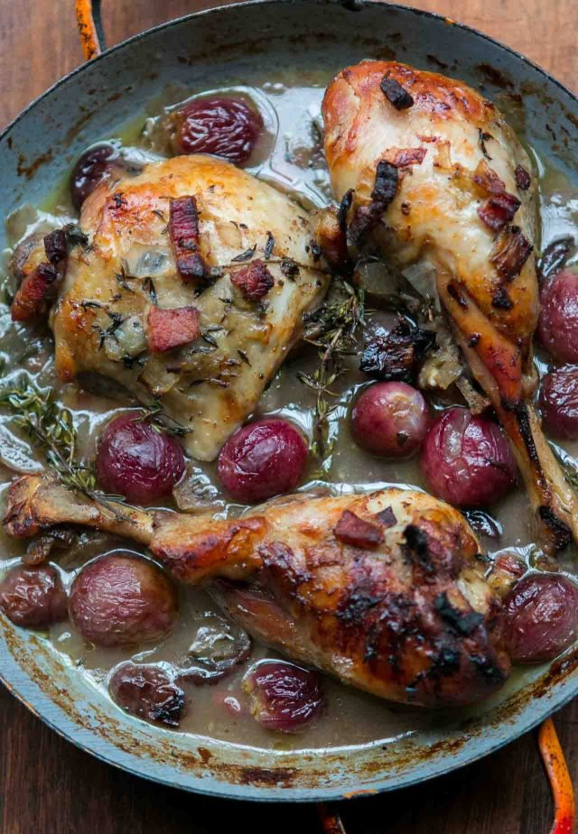 Wine Harvester's Chicken