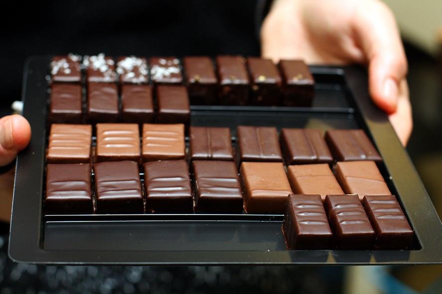 Bean-to-bar chocolate in Paris!