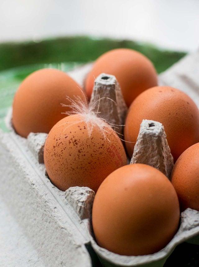 Recipes To Use Up Leftover Egg Whites