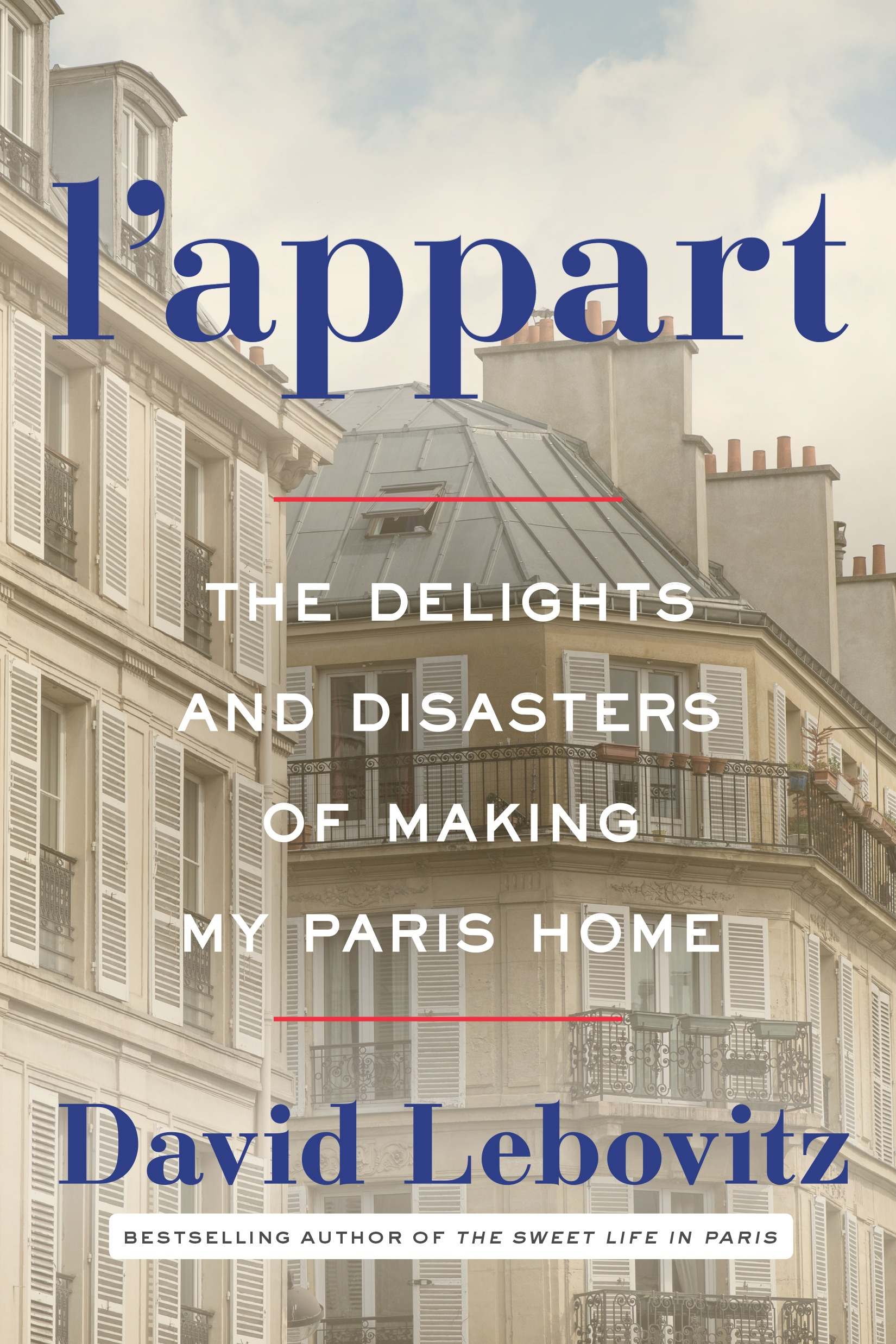 L'appart Book Tour - with David Lebovitz