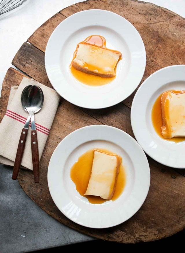 Flan Creme Caramel recipe 10 640x871 - Caramel Flan