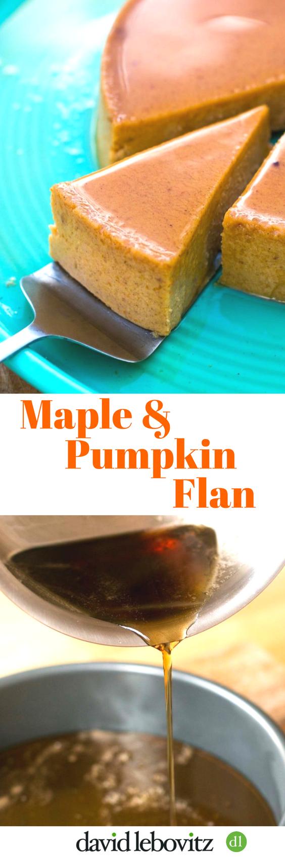 Ina Garten Pumpkin Pie Maplepumpkinflan