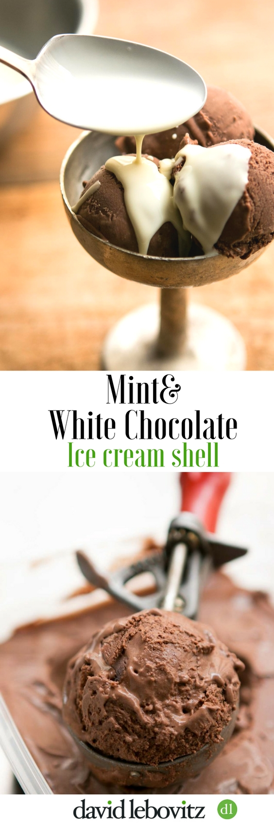 Mint-White Chocolate