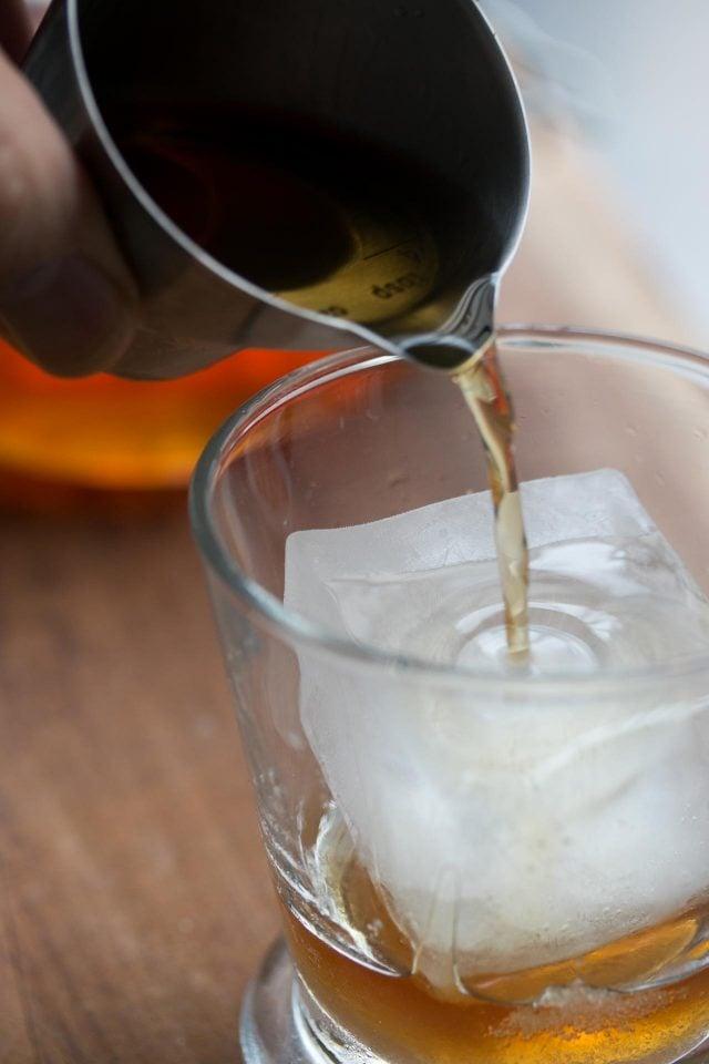 old fashioned liquor