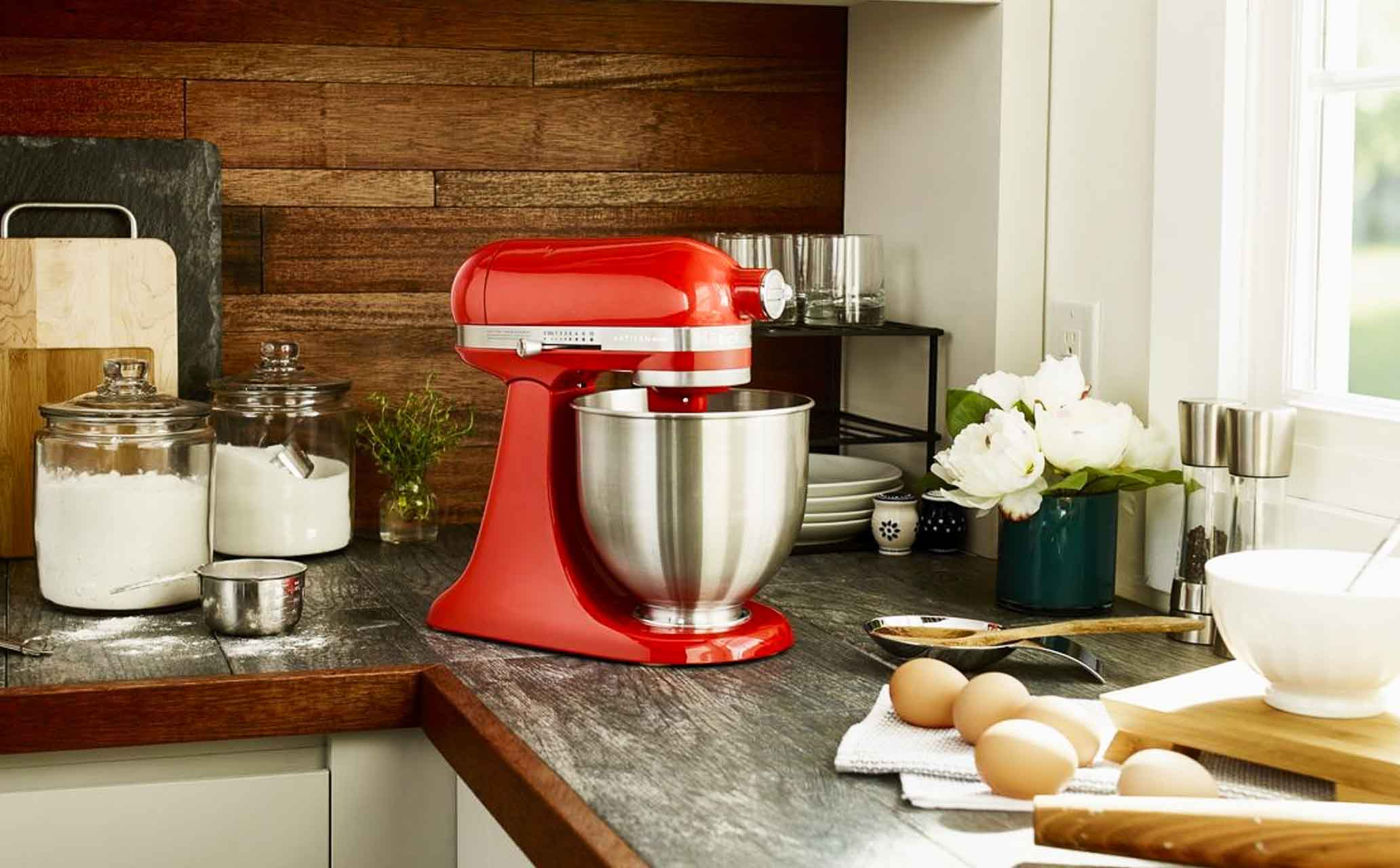 Will a KitchenAid Mixer from America Work Abroad or in Europe?