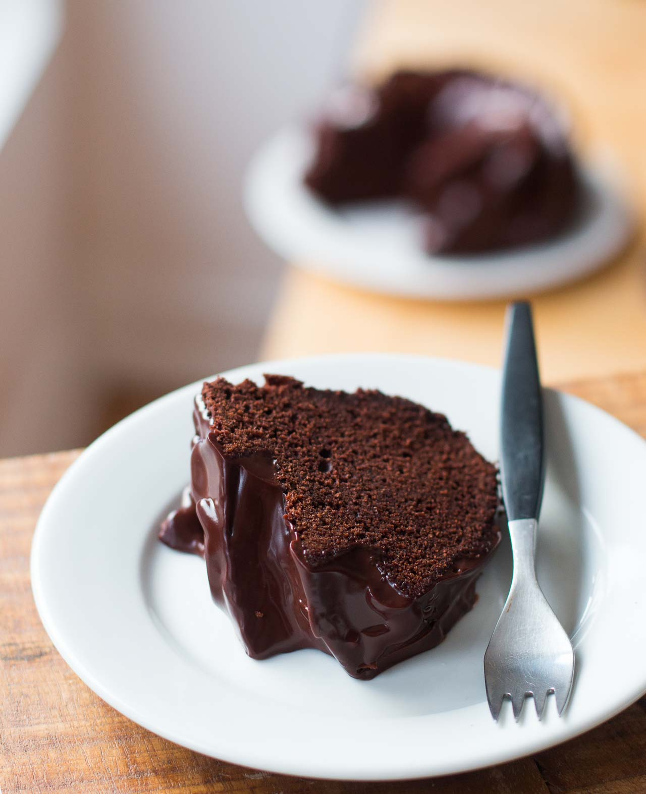 Cocoa Powder Glaze For Bundt Cake