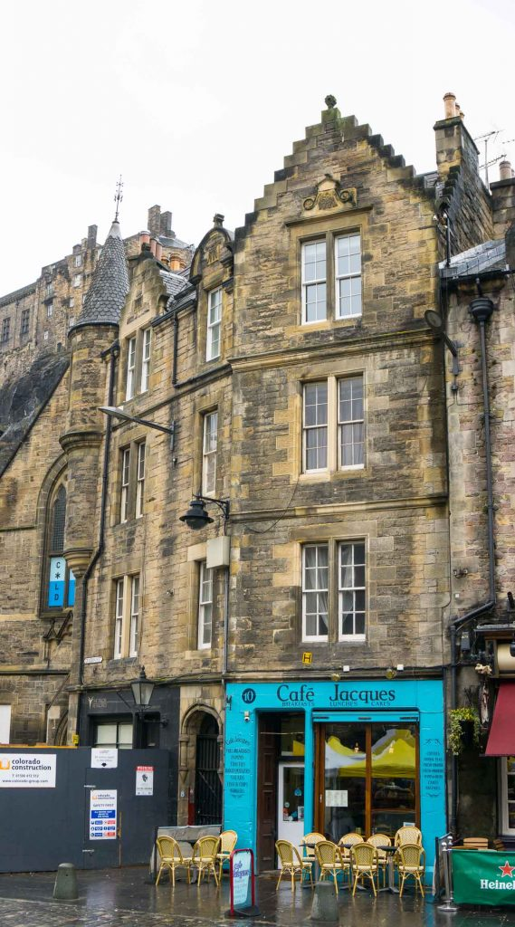 Eating Dining And Drinking In Edinburgh Scotland