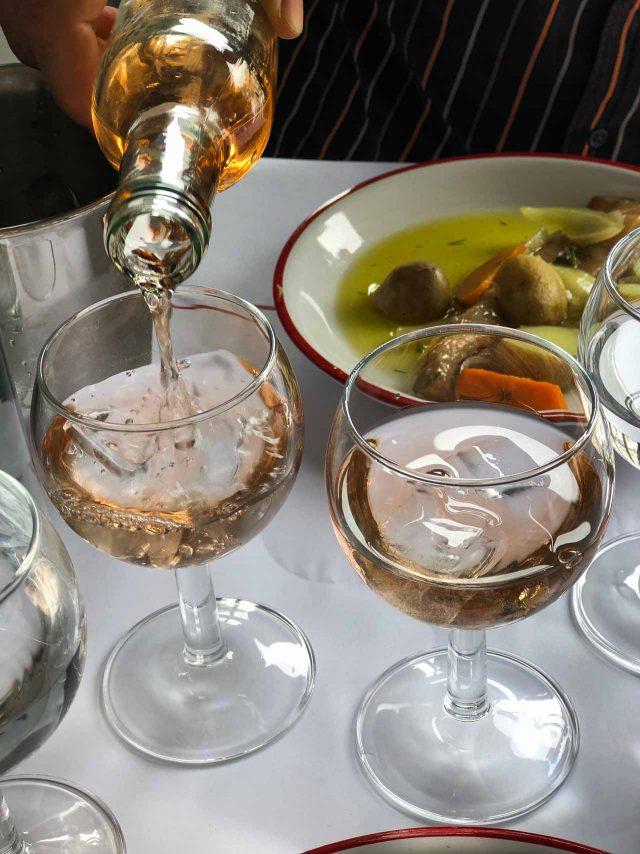 Restaurant Ruse Paris