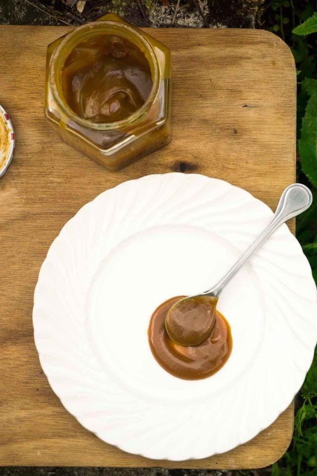 Salted Butter Caramel Sauce David Lebovitz