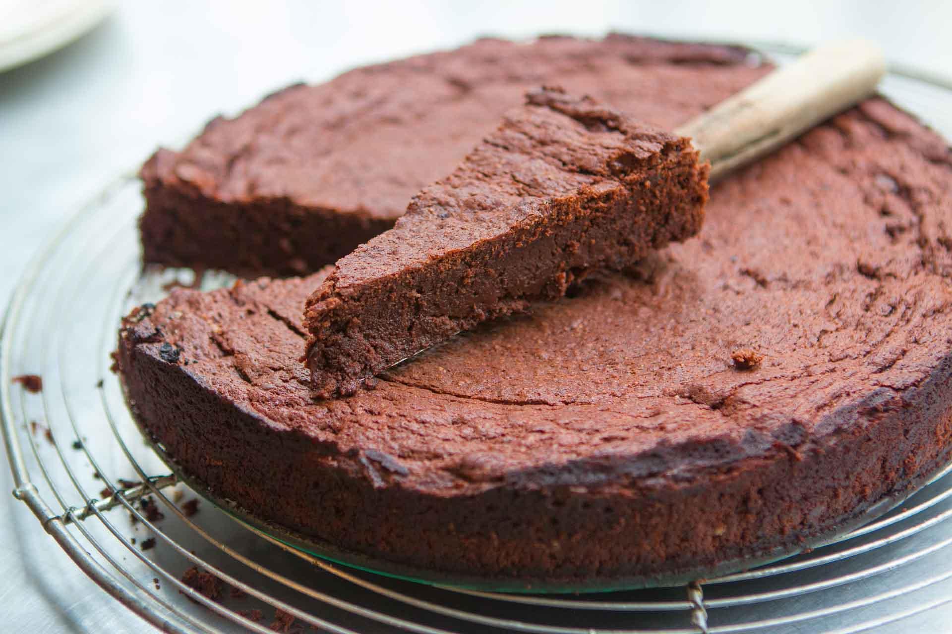 French Chocolate Cake David Lebovitz