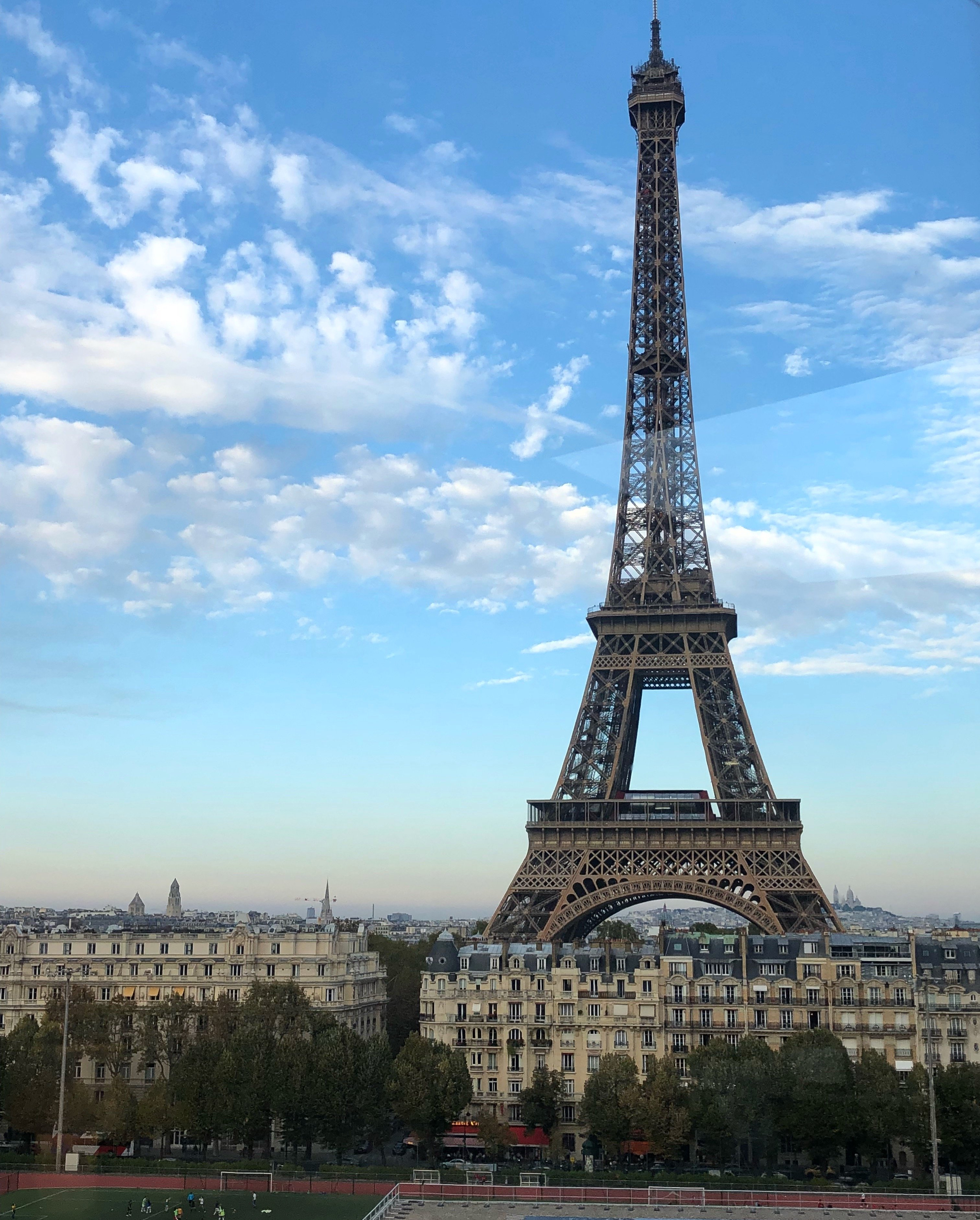 Should you travel to Paris? Advice for the current situation.
