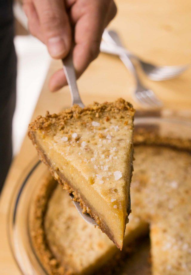 Pretzel Pie Crust