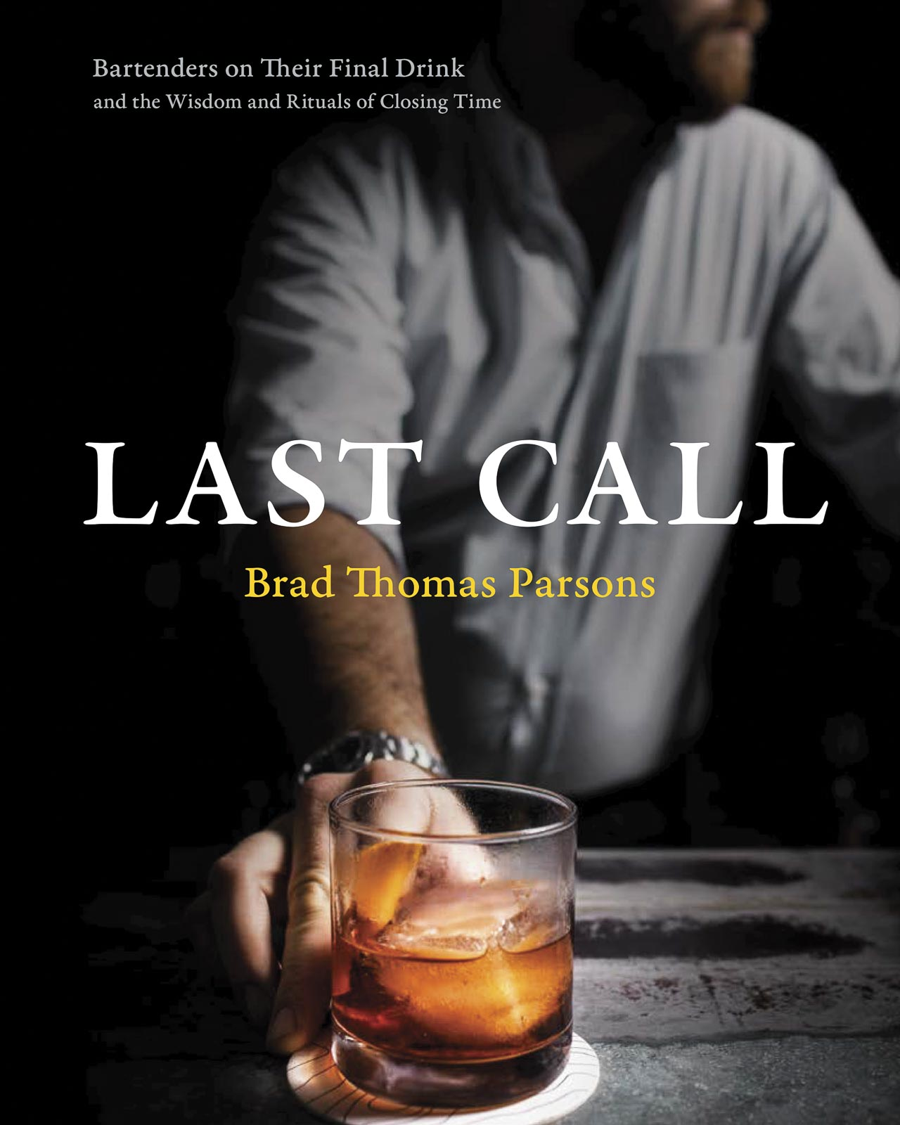 Last Call Book Event in New York City & Book Giveaway