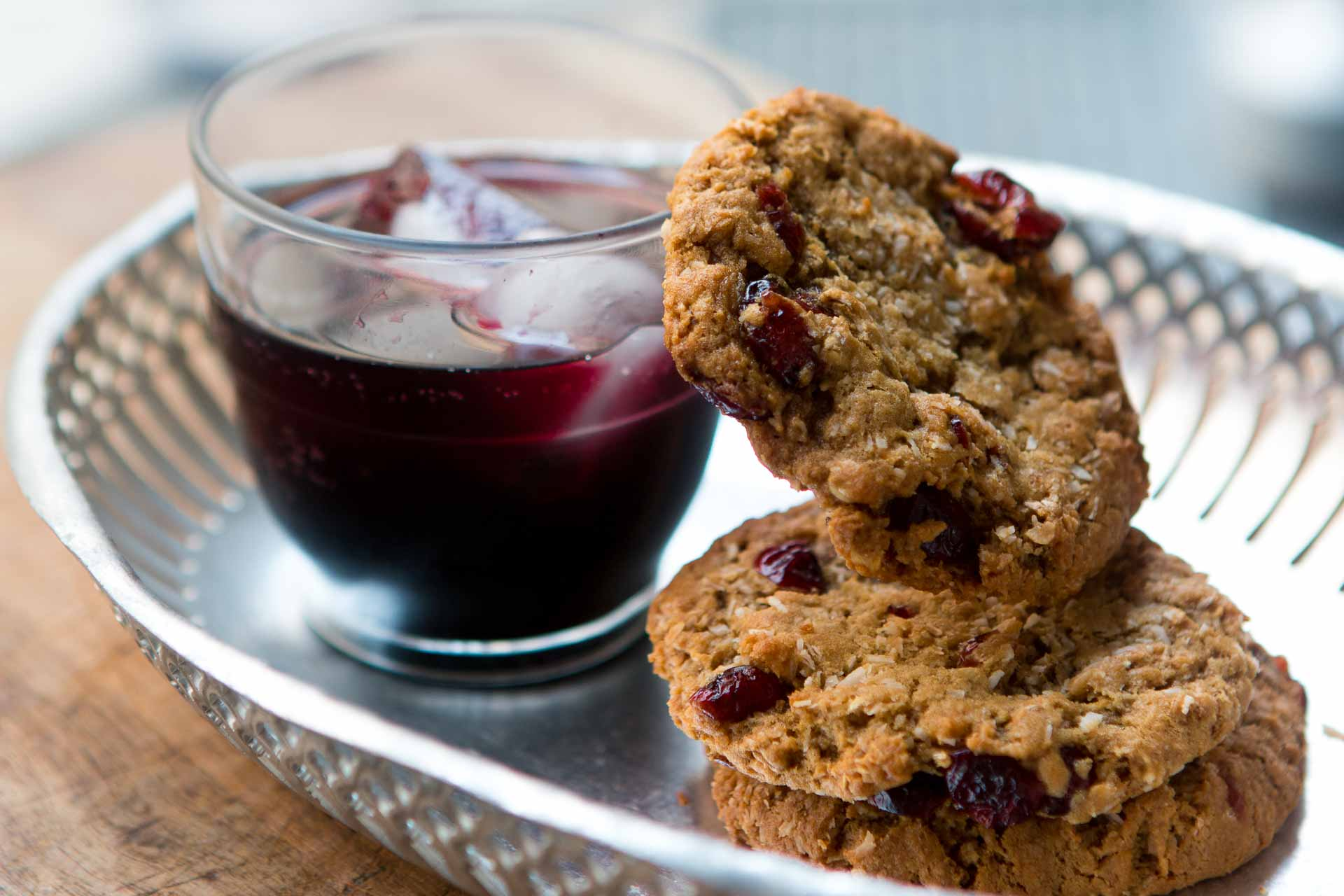 Cranzac Cookies