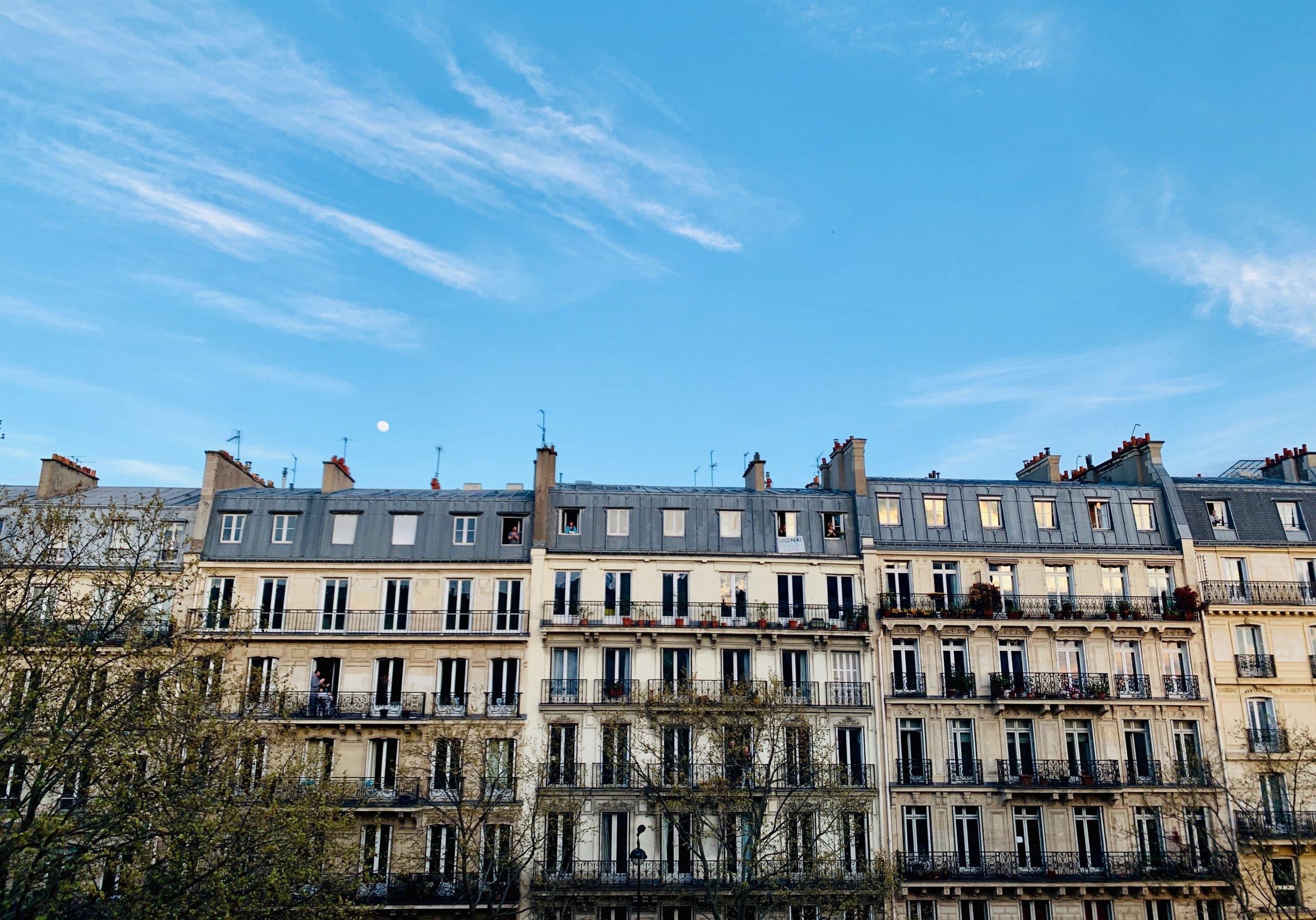 Lockdown in Paris – plus some easy recipes for kids