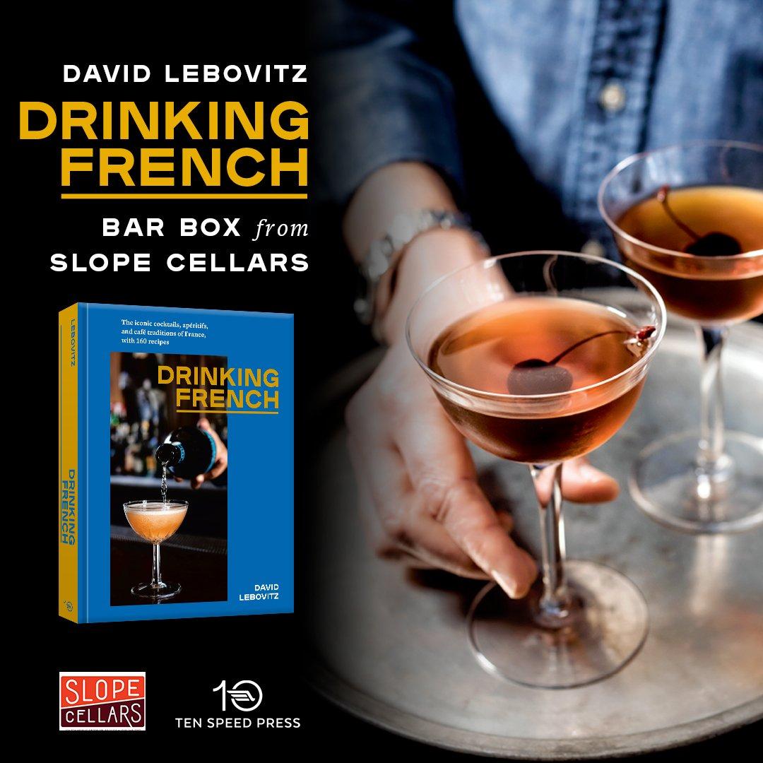 Drinking French Bar Box