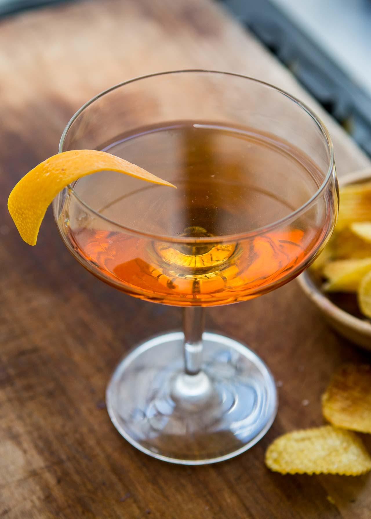 Cocktails & Hooch - cover
