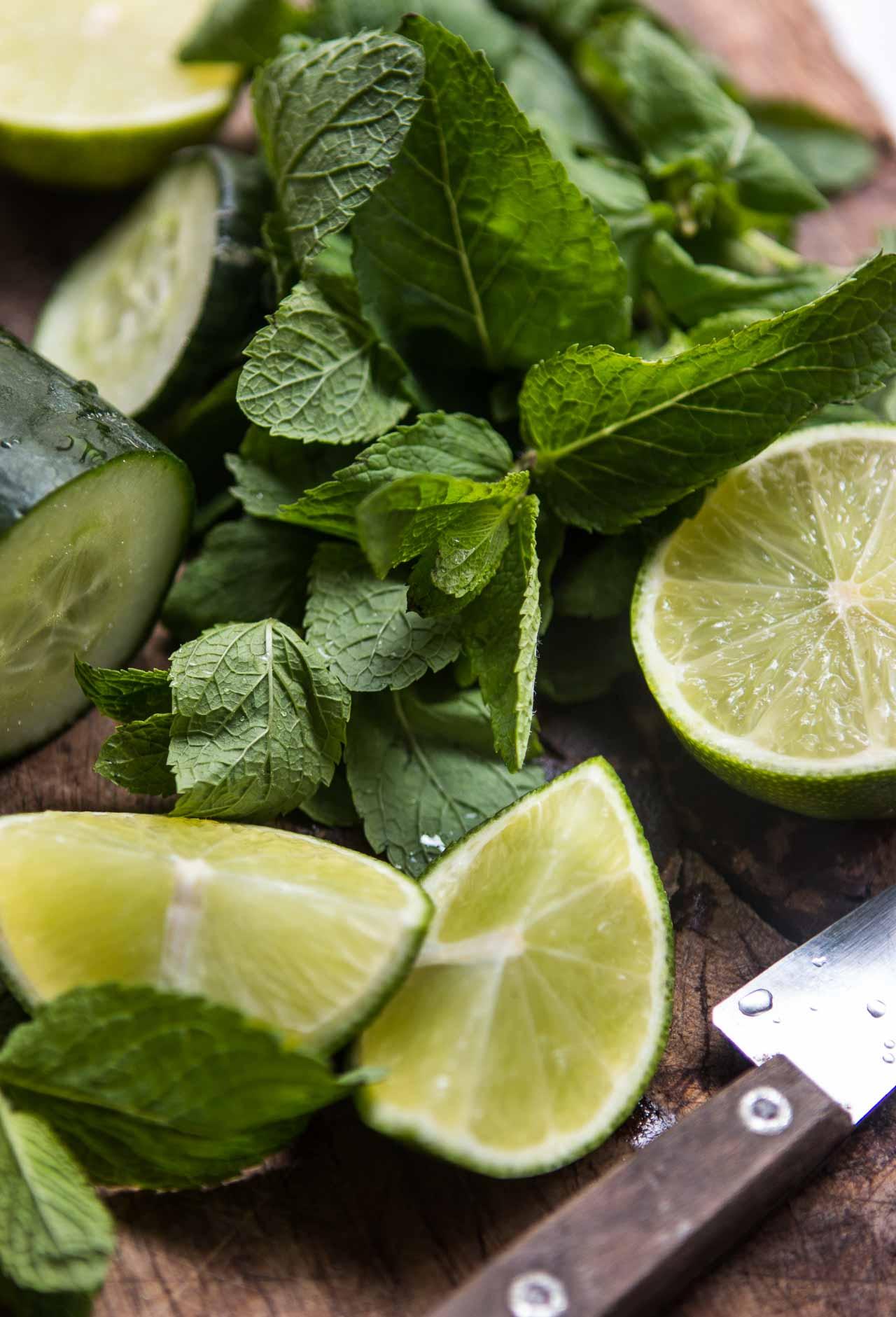 Photo of Cucumber Mint Cooler
